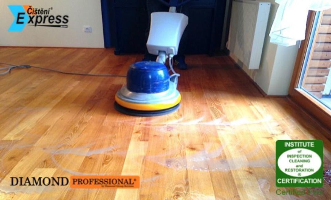 Broušení dřevěných podlah