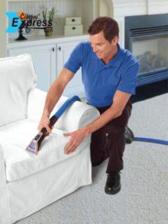 Čištění a desinfekce sedaček