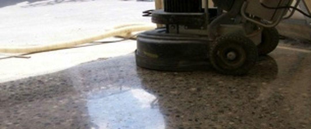 Čištění a impregnace betonu