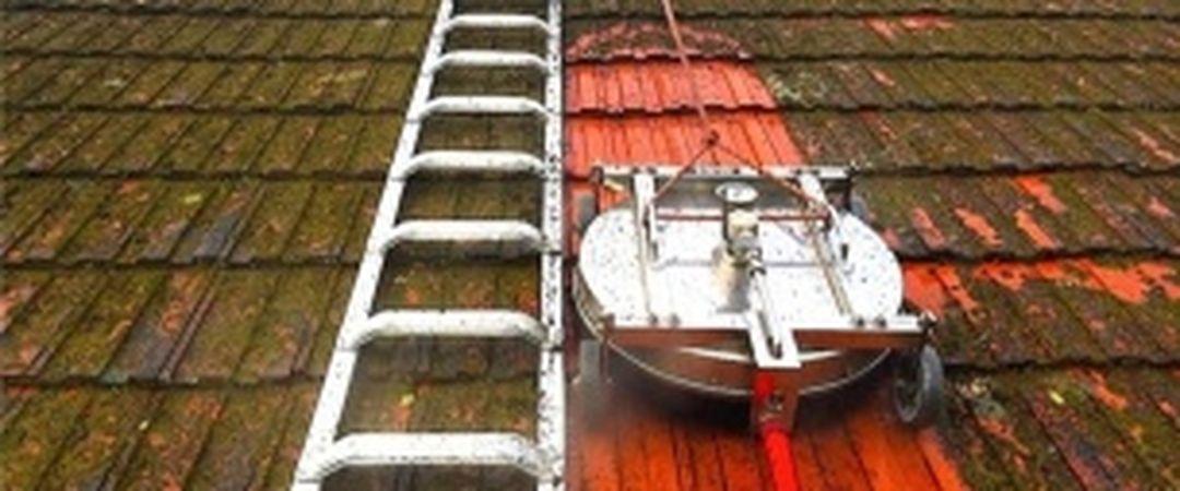 Čištění a impregnace střech