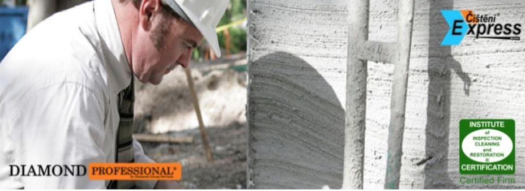 Čištění mramorových povrchů