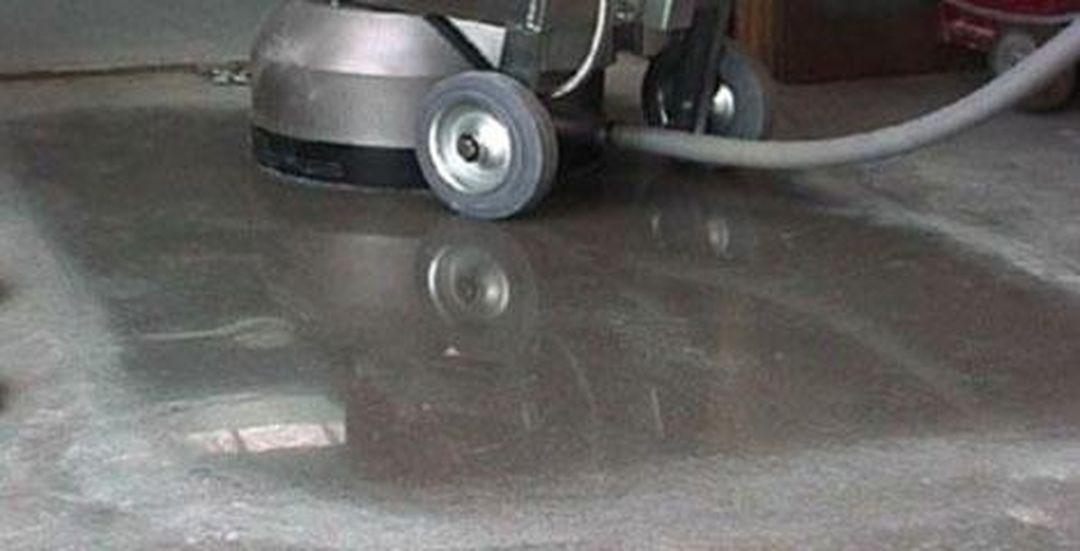 Impregnace a leštění betonu