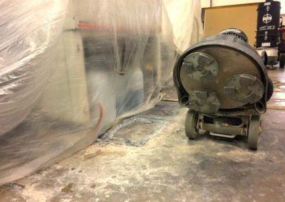 Broušení betonu 04