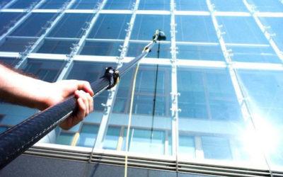 Čištění a mytí oken