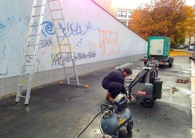 Čištění graffiti 07