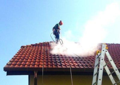 Čištění střech 03