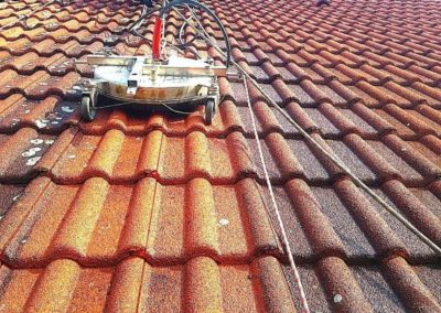 Čištění střech 05