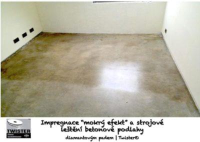 Impregnace podlah 06