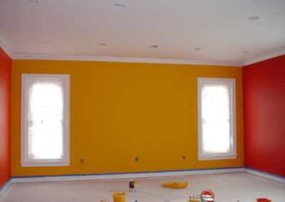 Malování pokojů 08