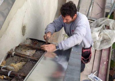 Údržba a opravy klempířských prvků 02
