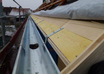 Údržba a opravy klempířských prvků 06