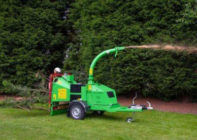 Výškové kácení stromů 08
