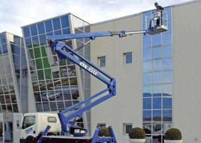 Výškové mytí oken 03