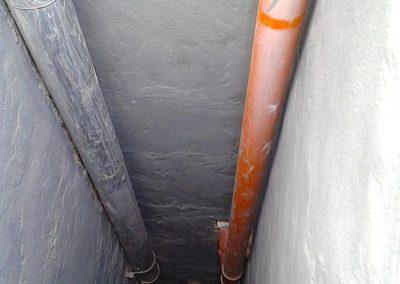 Výškové opravy komínů 03